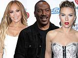 Saturday Night Live recruits Jennifer Lopez, Scarlett Johansson and Eddie Murphy as December hosts