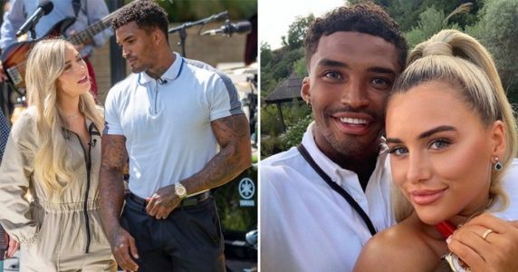 Love Island's Michael Griffiths admits he's 'head over heels' for Ellie Brown after meeting on Ex On The Beach