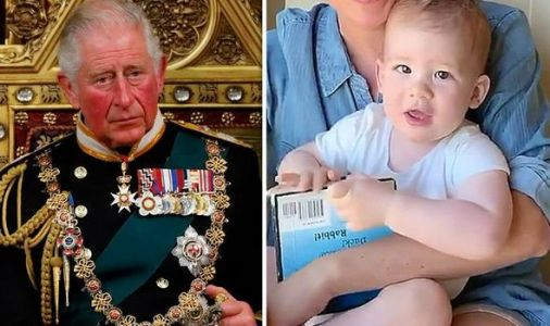 Archie Harrison royal title: When will Harry and Meghan Markle's son become a prince?