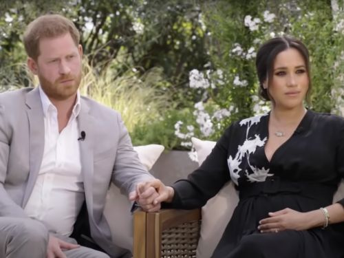 How to watch Oprah's interview with Prince Harry and Meghan Markle this Sunday on CBS
