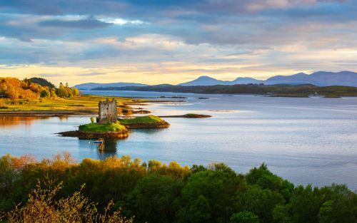 The best small cruise ships to explore the wilds of Scotland