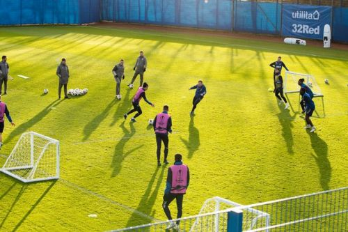 5 things we spotted at Rangers training as Steven Gerrard faces tough penalty taker poser
