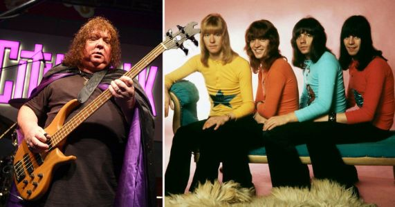 The Sweet founder and bassist Steve Priest dies aged 72
