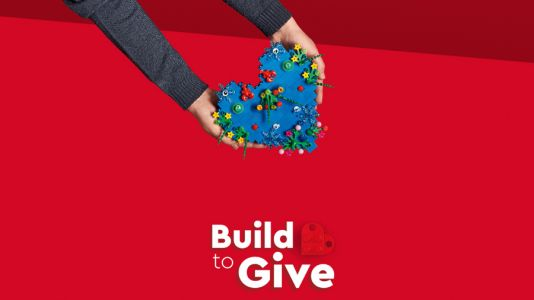 LEGO Build to Give: Share your festive creations