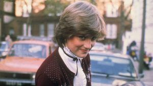 This is why Princess Diana kept her head down in public