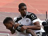 Scott Parker desperate for Fulham to continue believing in Premier League relegation battle