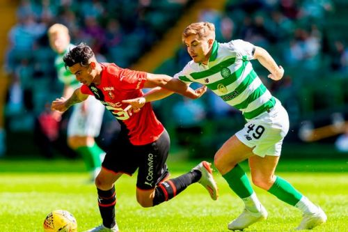 Neil Lennon hails 'brilliant' James Forrest and pinpoints his role in Celtic quest for nine