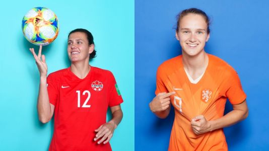 Canada vs Netherlands live stream: how to watch today's Women's World Cup 2019 match from anywhere