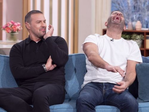 Hungover Paddy McGuinness Has This Morning Viewers In Hysterics With Chaotic Appearance