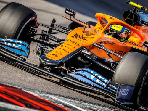 McLaren sign multi-year extension with CNBC