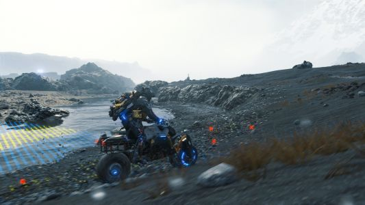 How to unlock vehicles in Death Stranding