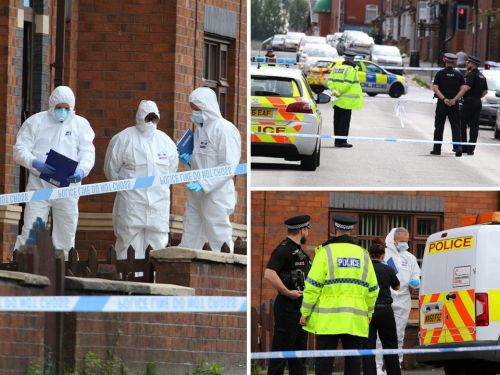 Boy, 10, rushed to hospital after stabbing in Bolton