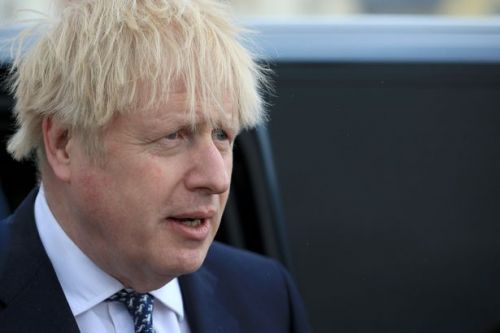 Boris Johnson says it's 'not the time' for second independence referendum