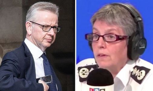 Met chief reveals she personally looked into drug admissions made by Tory leader hopefuls