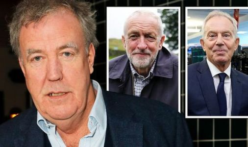 Jeremy Clarkson's stunning swipe at unelectable Corbyn and 'idiotic' Blair in radio tirade