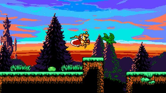 "Shovel Knight developer Yacht Club is cooking up a ""new 3D project"""
