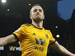 Wolves 3-1 Arsenal: Ruben Neves, Matt Doherty and Diogo Jota put result beyond doubt in first half