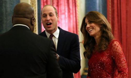 Prince William hosts palace reception for African leaders without Harry
