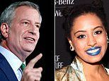 New York Mayor Bill de Blasio ordered NYPD security detail to move his daughter from her apartment
