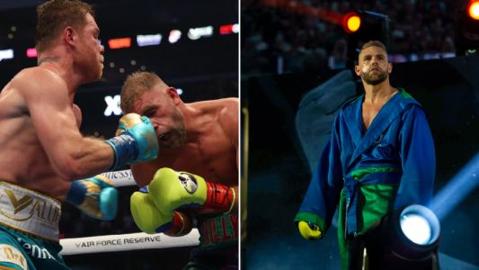 Ricky Hatton column: Billy Joe Saunders would be right to retire from boxing, injuries like that can never go away