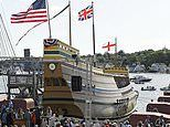 US prepares for 400-year anniversary of the Mayflower's voyage