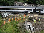 Off-duty conductor climbed out of wreckage of ScotRail train and walked a mile to a signal box