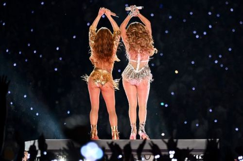 Sad truth behind J-Lo and Shakira's Super Bowl performance left fans in despair