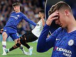 Chelsea news: Mason Mount limps off injured after horror lunge from Francis Coquelin