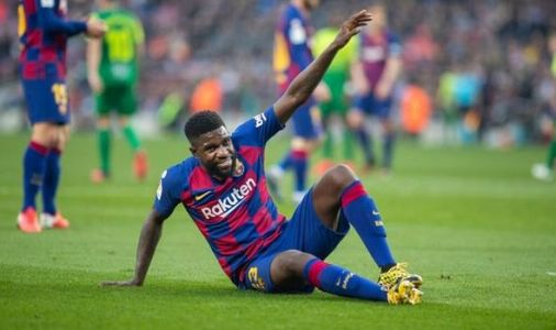 Samuel Umtiti makes Chelsea transfer decision as Barcelona offer to sell defender