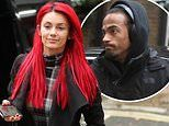 Strictly's Dianne Buswell and dance partner Dev Griffin seen for first time since controversial exit