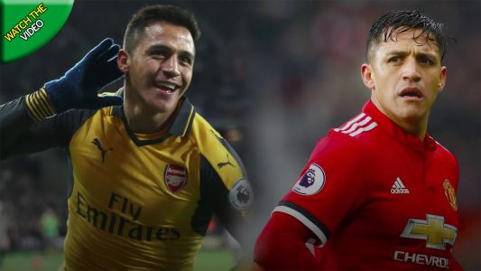 Alexis Sanchez's contract at Man Utd terminated by mutual consent