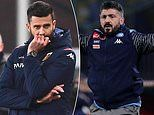 SERIE A WEEKEND PREVIEW: Genoa boss Thiago Motta could be sacked after visit to Inter