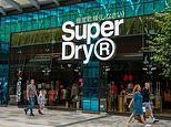 Fashion retailer Superdry says its 'turning a corner' as it reveals shrinking losses