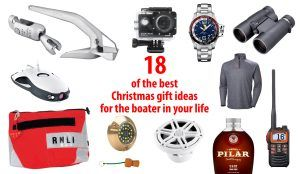 18 of the best Christmas gift ideas for the boater in your life