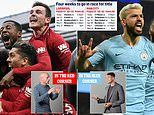 Danny Murphy and Jermaine Jenas on fascinating mind games behind thrilling title race