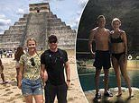 Elizabeth Smart, 33, shares photos from getaway to Cancun with her husband