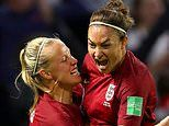 England 1-0 Argentina: Taylor is the hero as Lionesses book spot in last-16 of Women's World Cup