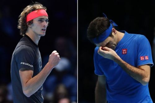 Roger Federer OUT of ATP World Tour Finals after defeat by Alexander Zverev