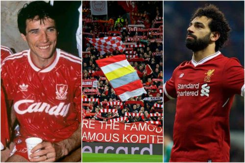Modern throwback tops the pile as Liverpool fans vote for Reds' best home kit of all-time