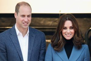 Kate Middleton and Prince William just surprised young school pupils with Easter video calls