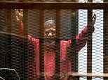 Egypt's ousted president Mohamed Morsi is buried in a small ceremony after he died in court