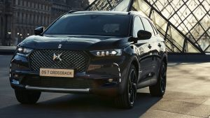 Limited Edition DS 7 Crossback Louvre launched