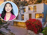 Awkwafina snaps up stunning $3.45 million home in LA complete with recording studio and wine cellar