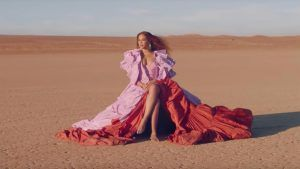 Beyonce's outfits in her Spirit video prove she's the queen of everything