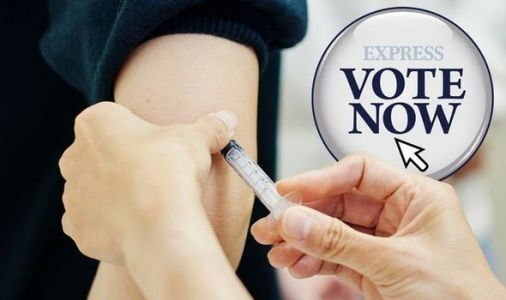 Coronavirus POLL: Should Brits be forced to have jab once developed? VOTE