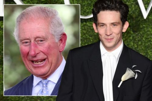 The Crown star says Prince Charles has spent his whole life waiting for his mum to die
