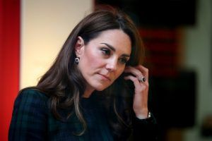 This is the reason behind the scar on Kate Middleton's face