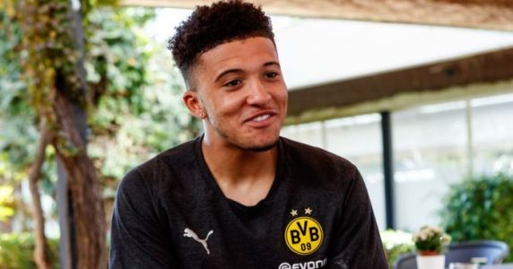Jadon Sancho told how Man Utd transfer can make him world superstar