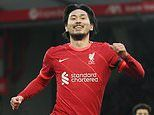 Takumi Minamino is 'not the end product' and 'can only become better' says Liverpool's Pep Lijnders