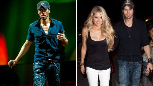 Anna Kournikova 'pregnant with third child' with Enrique Iglesias - two years after welcoming twins